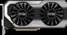 Palit GeForce GTX 1060 Super JetStream - Grafikkarte - 3 GB GDDR5 - Schwarz/Silber
