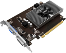 Palit GeForce GT 730 - Grafikkarte - 4 GB GDDR5 - Schwarz