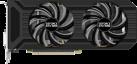 Palit GeForce GTX 1080 Dual OC - Grafikkarte - 8 GB GDDR5X - Schwarz