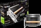 Palit GeForce GTX 1050 Ti KalmX - Grafikkarte - 4 GB GDDR5 - Schwarz/Silber
