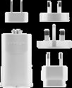 Innergie PowerGear ICE 65 & WizardTip -  14/5000 Notebook Adapter - Universale - Bianco