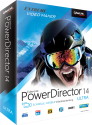CyberLink PowerDirector 14 Ultra, PC, multilingue