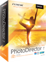 CyberLink PhotoDirector 7 Ultra, PC/MAC, multilingue