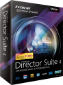 CyberLink Director Suite 4, PC, multilingue