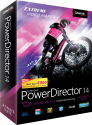 CyberLink PowerDirector 14 Ultimate Suite, PC, multilingue
