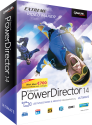 CyberLink PowerDirector 14 Utimate, PC, multilingual