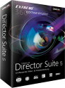 CyberLink Director Suite 5, PC [Versione tedesca]