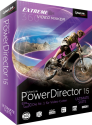 CyberLink PowerDirector 15 Ultimate Suite, PC [Version allemande]