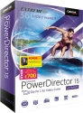 CyberLink PowerDirector 15 Ultimate, PC [Version allemande]