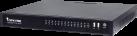 VIVOTEK ND8322P - Netzwerkvideorekorder - 8 Kanälen - Schwarz