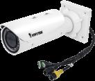 VIVOTEK Bullet - IP Kamera - 5 MP - Weiss