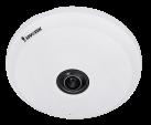 Videocamera IP Fisheye VIVOTEK FE9191 - 12 MP - bianco