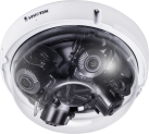 VIVOTEK MA8391-ETV - Caméra réseau - 4 objectifs - Blanc
