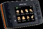 QSTARZ LT-6000S - GPS Rundenzeitmesser - 2.4 Display - Schwarz