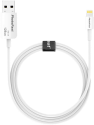 Photofast Backup Cable - 128 Go - Blanc