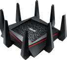 ASUS RT-AC5300 - Wireless Router - Dual-Band - Schwarz