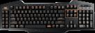 ASUS STRIX TACTIC PRO - Gaming-Tastatur - Cherry MX-Tastern - USB - Schwarz