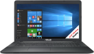 ASUS X751SA-TY097T - Notebook - Display 17.3 / 43.9 cm - Schwarz