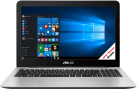 Asus X556UA-XO726T - Notebook - LED-Display 15.6 / 39.6 cm - Blau/Silber