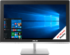 ASUS 90PT01G1-M13720 - All-In-One PC - Full HD-Display 23 (58.4 cm) - Schwarz/Silber