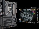 ASUS TUF Z270 MARK 1 - Gaming-Mainboard mit Thermal-Armor - Intel Z270 - Schwarz