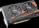 ASUS EX-GTX1050-2G - Grafikkarten - 2  GB GDDR5