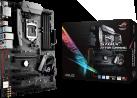 ASUS ROG STRIX Z270H GAMING - Gaming-Mainboard mit 5-Wege-Optimierung - Intel Z270 - Schwarz