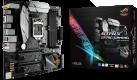 ASUS ROG STRIX Z270G GAMING - Gaming-Mainboard mit Aura Sync RGB LED - Intel Z270 - Schwarz