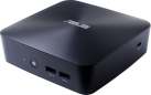 ASUS VivoMini UN65U-M020Z - Mini PC - Intel Core i7-7500U (2.7 GHz) - Blu