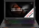 ASUS ROG GL553VD-FY052T - Gaming Notebook - 15.6 / 39.6 cm - Schwarz