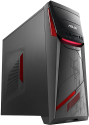 ASUS G11CD-K-CH031T - Gaming Desktop - Intel Core i7-7700 (3.6 GHz) - nero/rosso