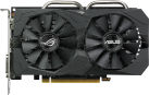 ASUS ROG-STRIX-RX560-O4G-GAMING - Scheda grafica - 4 GB GDDR5 - Nero