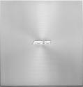 ASUS ZenDrive U9M (SDRW-08U9M-U) - Graveur DVD portable - USB 2.0 - Argent
