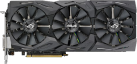 ASUS ROG-STRIX-GTX1080TI-11G Gaming - Carte graphique - 11Go GDDR5X - Noir