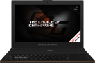 ASUS ROG ZEPHYRUS GX501VI-GZ021T - Gaming-Notebook - Intel® Core™ i7-7700HQ Processore (fino 3.8 GHz, 6 MB Intel® Cache) - Nero