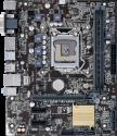ASUS H110M-C/CSM - Mainboard - LGA 1151 Sockel (Intel® H110) - Nero