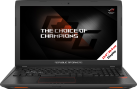 ASUS ROG STRIX GL553VE-FY052T - Gaming Notebook - Intel® Core™ i7-7700HQ Processore (fino a 3.8 GHz, 6 MB Intel® Cache) - Nero