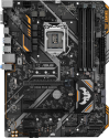 ASUS TUF B360-PLUS GAMING - Gaming-Mainboard - Intel® B360 (LGA 1151 Socket) - Nero