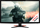 acer GN246HL - 3D monitor a LED - 24 - Nero