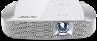 ACER K137i - DLP Projektor - 3D - Blanc