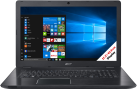 Acer Aspire F 17 F5-771G-72XY - Notebook - Full HD-Display 17.3 / 43.9 cm - Schwarz