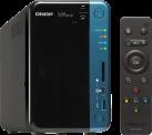QNAP TS-253B-8G - NAS-Server - 2 Schächte - Schwarz