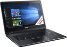 acer Aspire R5-471T-73AA - Convertible - 512 GB SSD Festplatte - Schwarz