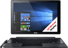 Acer Switch Alpha 12 NT.GDQEZ.004 - Tablette - 256 Go SSD - gris