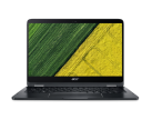 Acer Spin 7 SP714-51-M4W7 - Notebook - Intel i7-7Y75 (1.3 GHz) - Schwarz