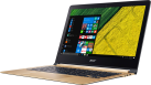 Acer Swift 7 SF713-51-M2K3 - Notebook - Intel Core i5-7Y54  (1.2 GHz) - Nero, Oro