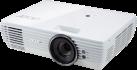 acer H7850 - DLP Projektor - 4K - Bianco