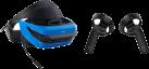 acer AH101 Windows Mixed Reality Headset - Casque de réalité virtuelle - Avec Contrôleur - Bleu