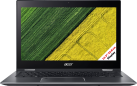 acer Spin 5 SP513-52N-8944 - Convertible - Intel® Core™ i7-8550U Processeur (jusqu'a 4 GHz, 8 Mo Intel® Cache) - Gris