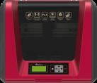 xyz_printing da Vinci Jr. 1.0 Pro - 3D-Drucker - USB 2.0/SD-Karte - Rot/Schwarz